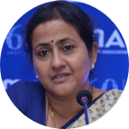 Smt. S. Radha Chauhan, IAS, Chief Executive Officer